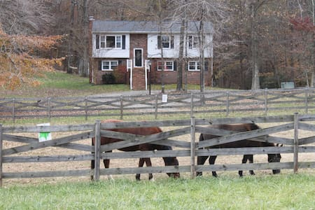 Private home at Gin Lot Farms