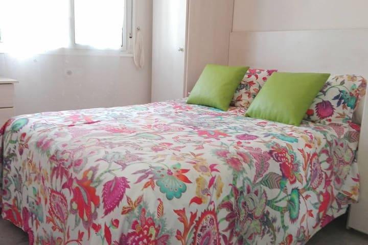 Dormitorio WiFi A/C Parking Playa Piscina