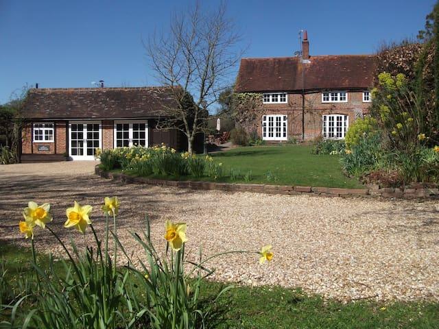 Artisan Bakehouse Brewhouse cottage - Ashurst - Dom