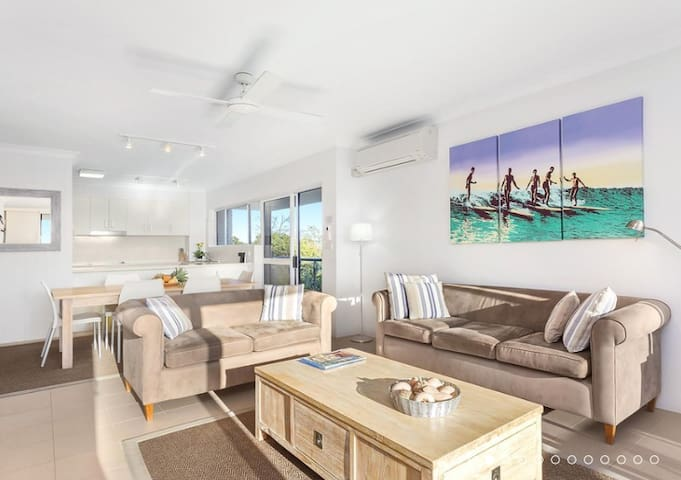 Byron Beachside Apartment - Byron Bay