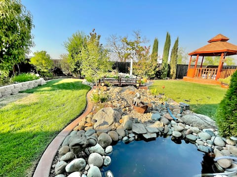 Tranquil Gardens Retreat | Mins to Thunder Valley
