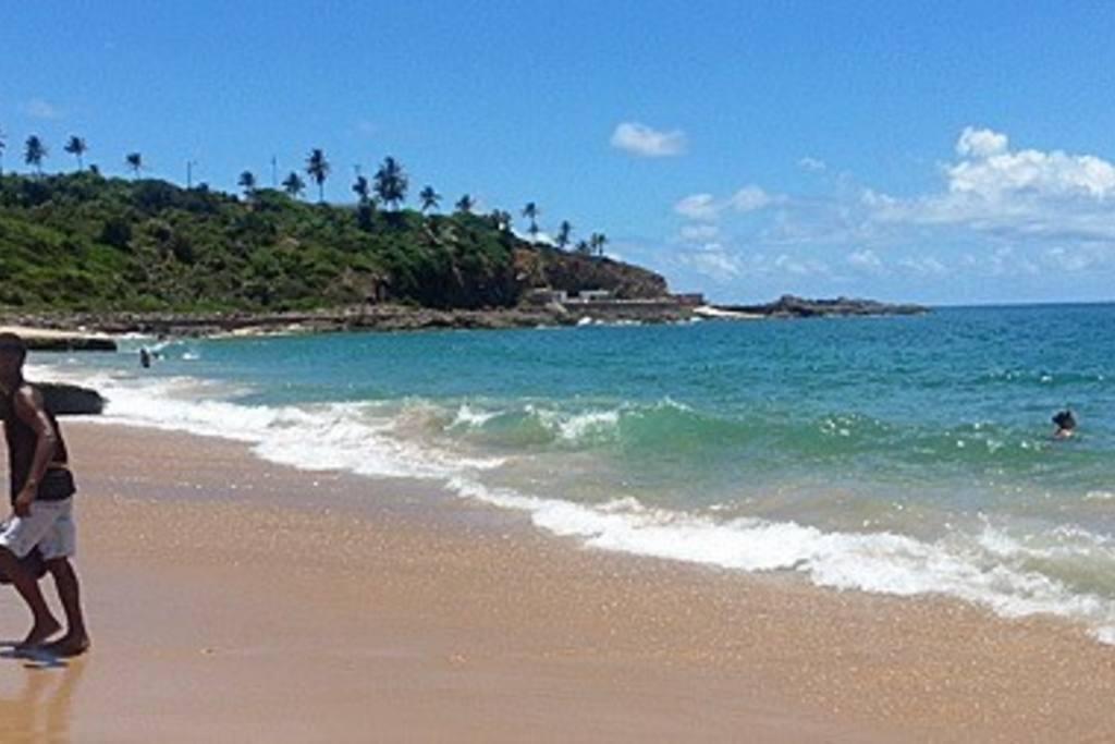 Praia do Buracão