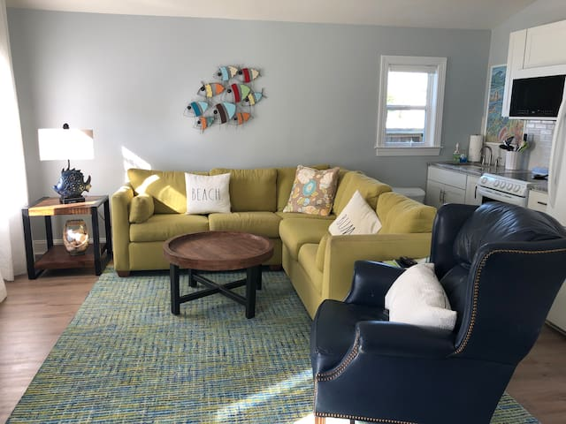 Newly Renovated Guesthouse in Beaufort Downtown