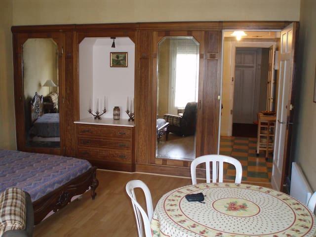 Appartement F1 37m2 - Châtel-Guyon - Apto. en complejo residencial