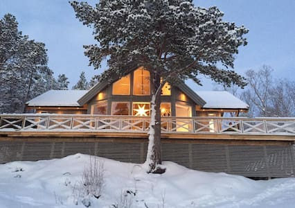 Modern cabin in beautiful Malangen - Balsfjord kommune - キャビン