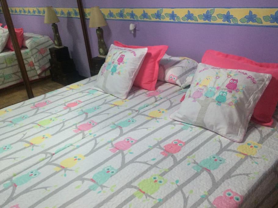 Piso 3 dormitorios bonito y acogedor como t casa for Alquiler pisos la felguera