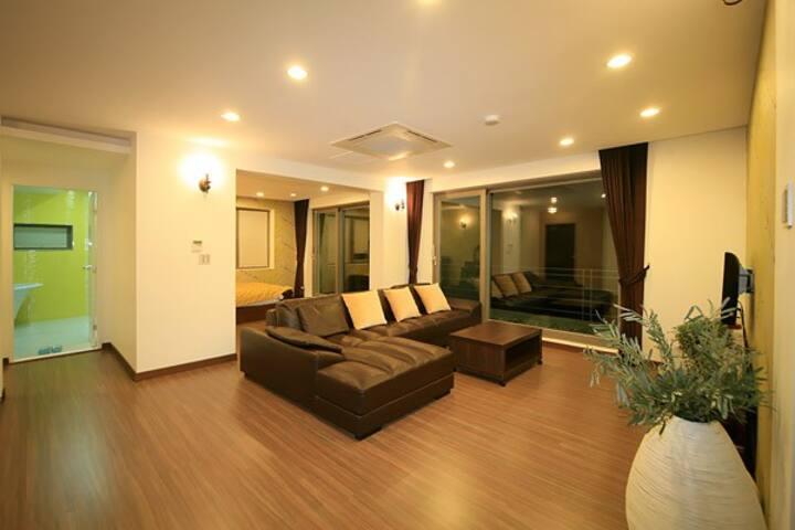 Pyeongchang Sky Forest Hotel #401(평창펜션 하늘 숲 401호)