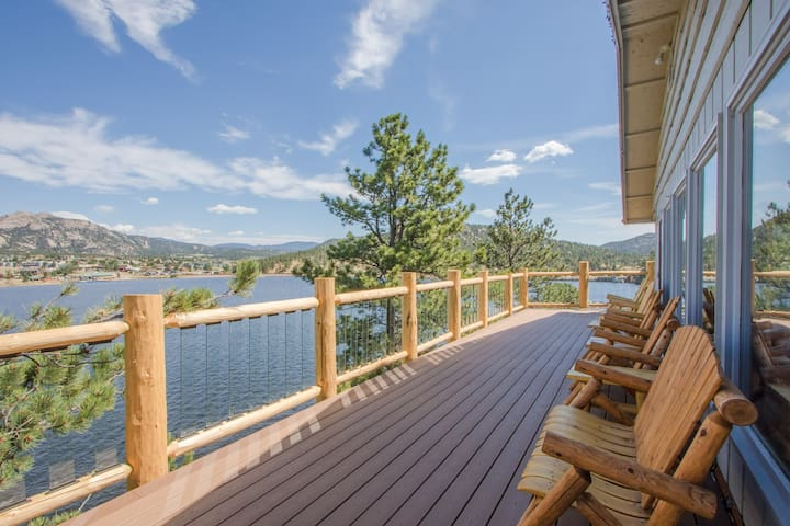 Gorgeous Estes Lake Haus (1 of 2 cabins) #3459