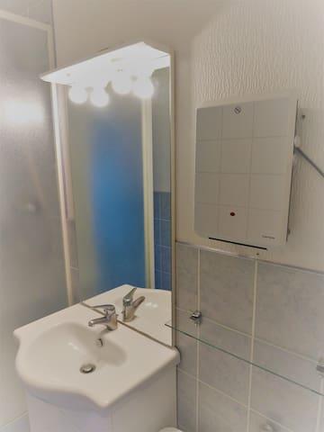 Vasque salle d'eaux