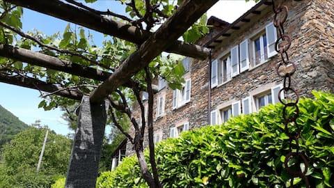 Casa Hürlimann: Erholung im Malcantone