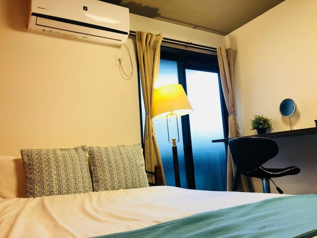 5min to Subway station Located centre Kyoto 1-2K2