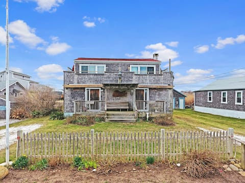 #26/Peaceful Matunuck Townhouse-walk to everything