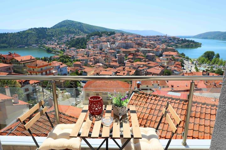 Breathtaking view - Lovely studio