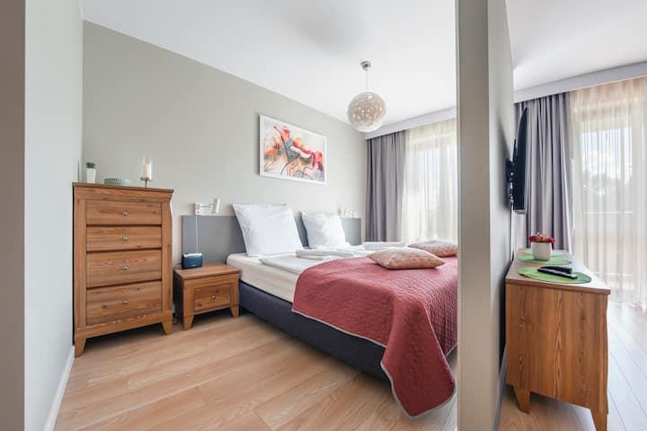 Wczasowa 2 Apartament 96 dla 4 osób