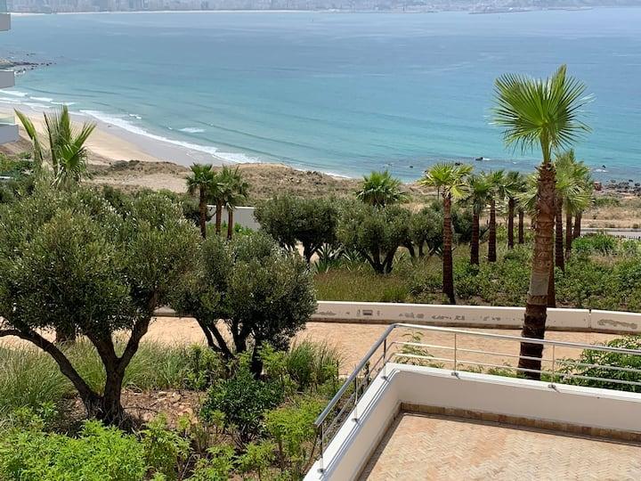 Sublime appartement à Tanger (Cap Tingis)