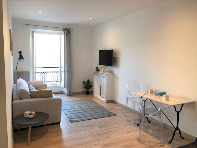 Beautiful and Cosy 1 Bedroom flat Negresco area