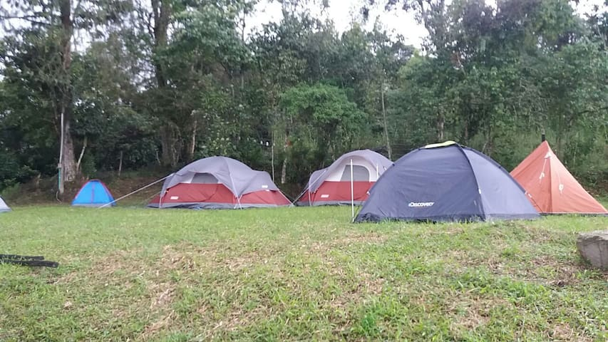 Ecotourism in the Magic  Sasaima-Colombia - Sasaima - Tent