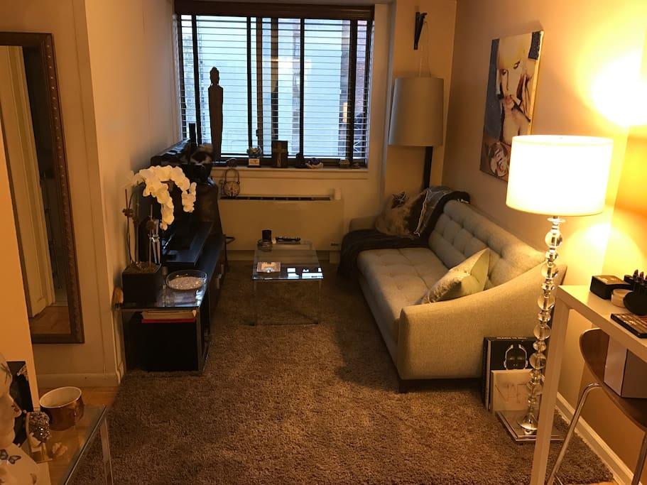 Bedroom Apartment Hells Kitchen