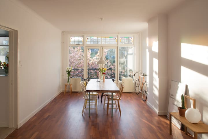 Design apartment in the heart of Rotterdam - Rotterdam - Huoneisto
