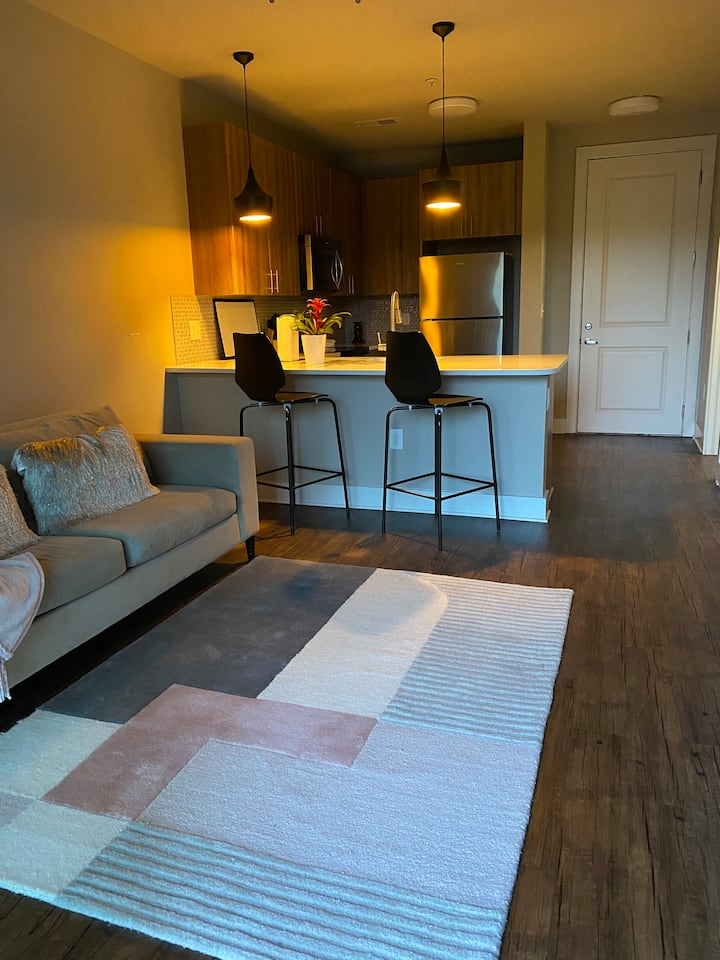 Convenient, Cozy, & Quiet Apt.  minutes from ATL