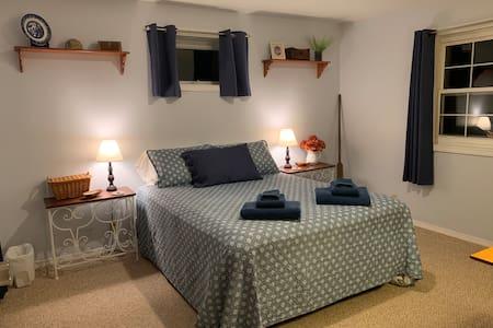Finger Lakes 2 Bedroom Guest Suite