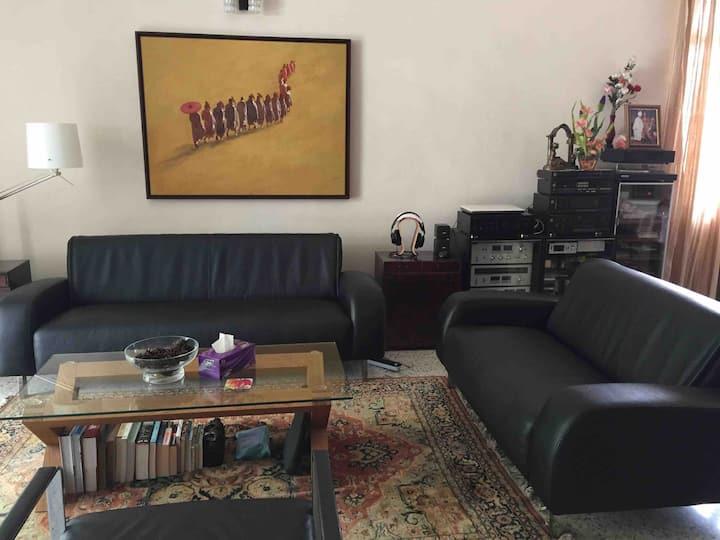 Private bedroom in residential estate
