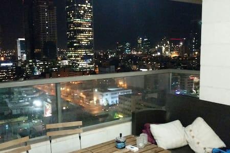 16th floor private room in Tel-Aviv - Tel-Aviv-Yafō