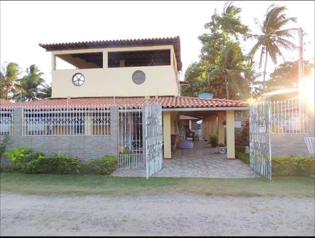Linda Casa na Ilha de Barra Grande