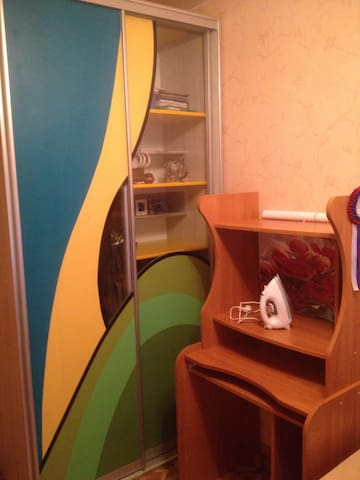 Комната в 5 мин от ап Домодедово - Авиагородок - Appartamento