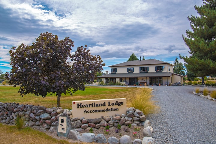 Heartland Lodge/Aoraki Room