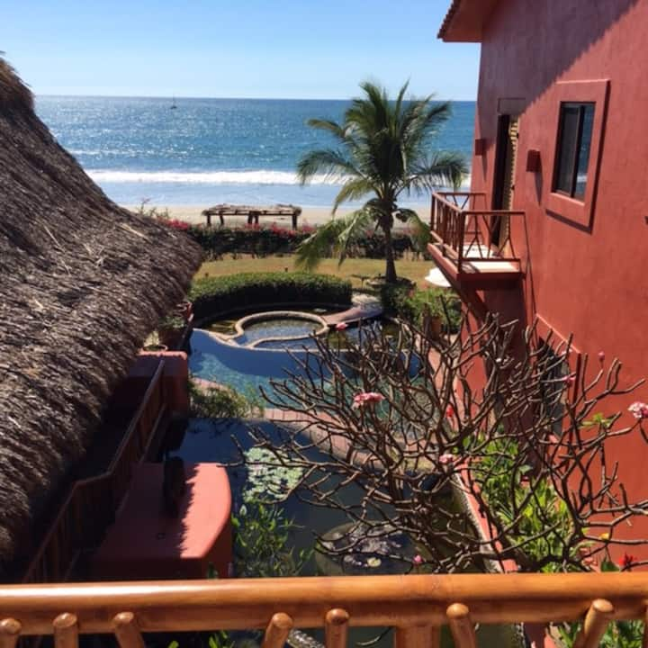 Casa Lily Playa la Saladita