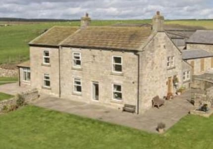The Annexe at Moorside Farmhouse, near Harrogate.