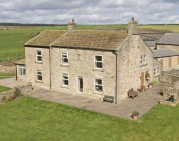 The Annexe at Moorside Farmhouse, near Harrogate.