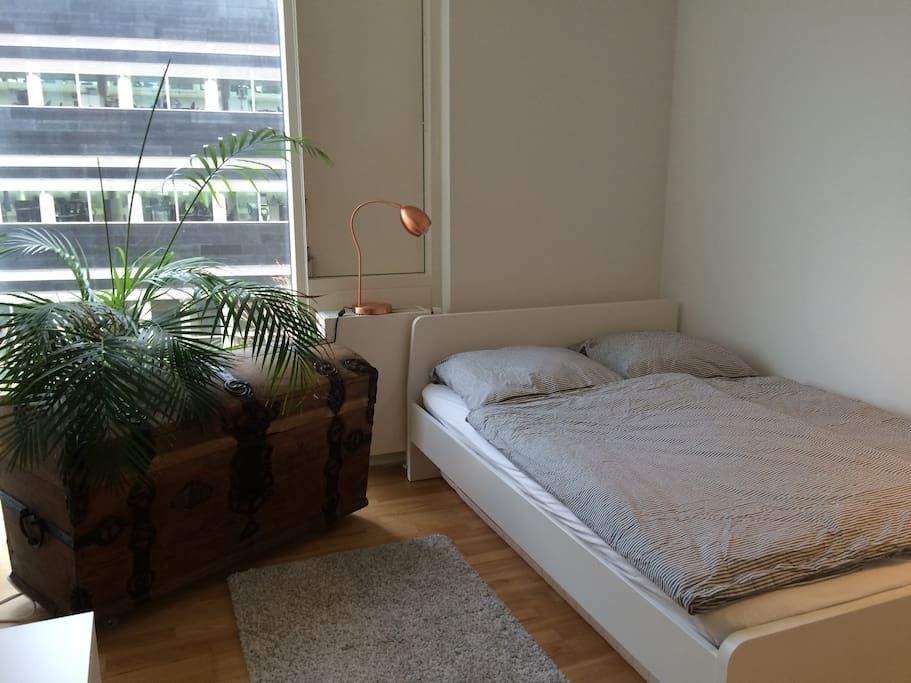 Sleeping Room: Double Bed (1.40 m)
