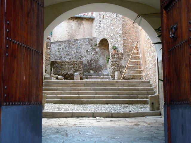 Dimora storica cilentana nel cuore del Parco - Felitto - Casa