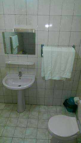 chambre double climatisée+wifi
