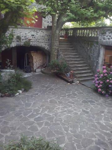 Appartement sur cour intérieure