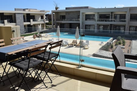 Modern Studio at G-Cribs El Gouna with big balcony