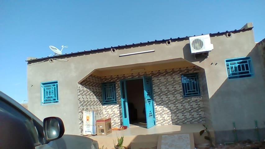 bobo-Dioulasso: maison équipée pour un séjour agré