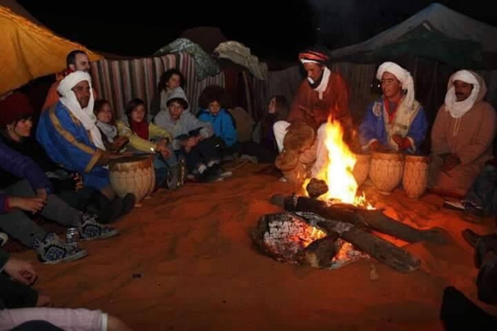 Overnight 🐪 Trek Berber Camp