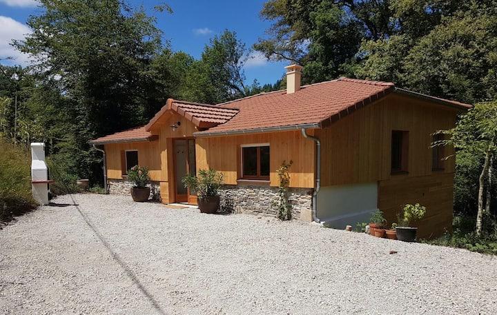 Vakantiehuis in de natuur nabij Figeac
