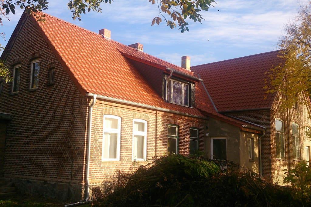 Alte Schule Welzin