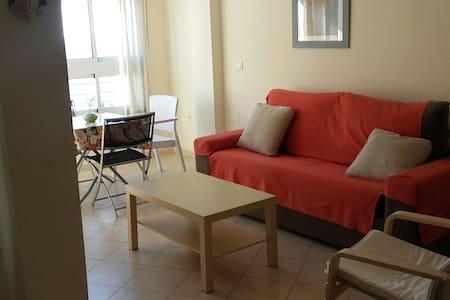 Apartamento con vistas al mar - Algarrobo