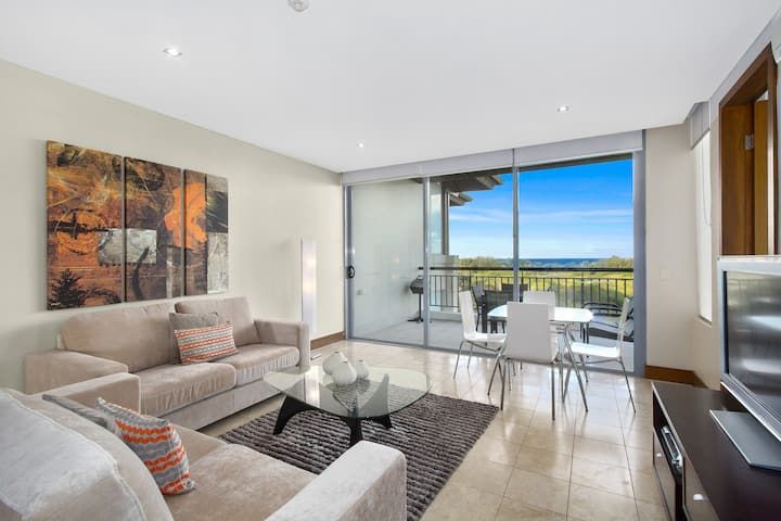 Santai Resort, Apartment 301, Casuarina NSW.