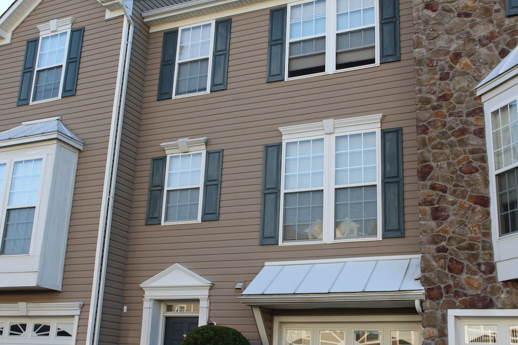 2 Bedroom Home Family Friendly Retreat Delanco Nj Townhouses For Rent In Delanco New Jersey