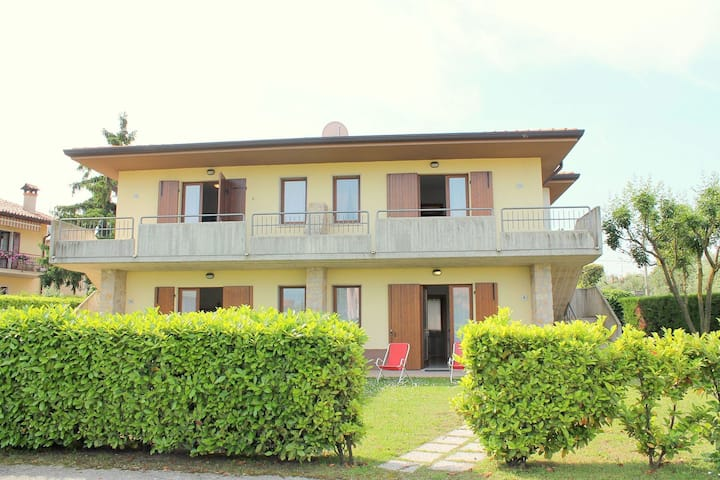 Serene Holiday Home in Lazise with Private Swimming Pool