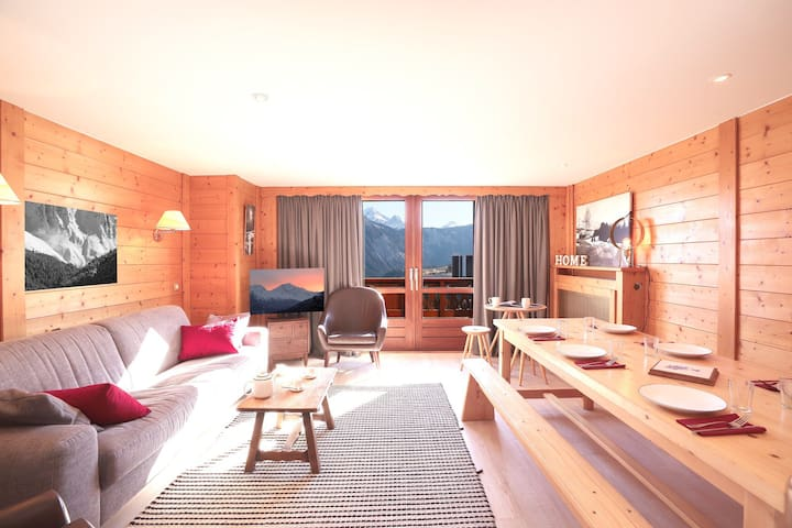 OFFER ! Charming Apartment in the centre of Courchevel