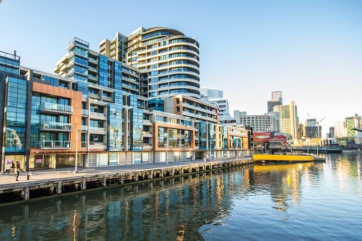 Melbourne City 1 Bedroom Apartment