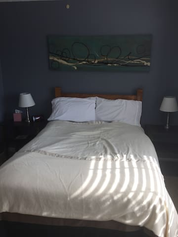 Private room & bath near downtown. - Lexington - Casa