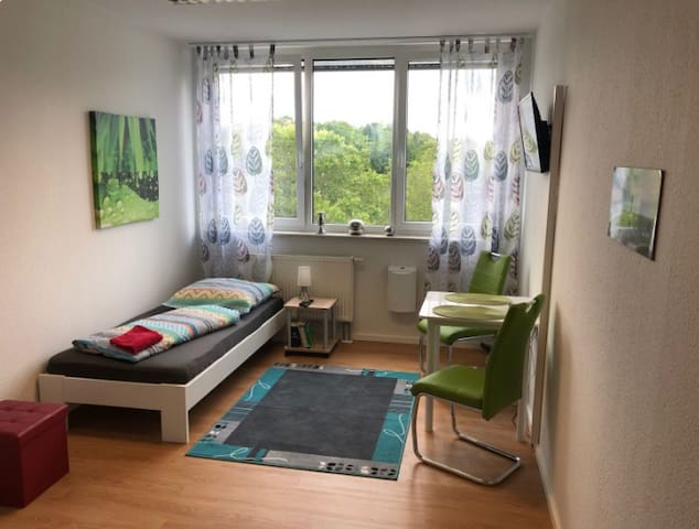 Appartement am Mainzer Bahnhof